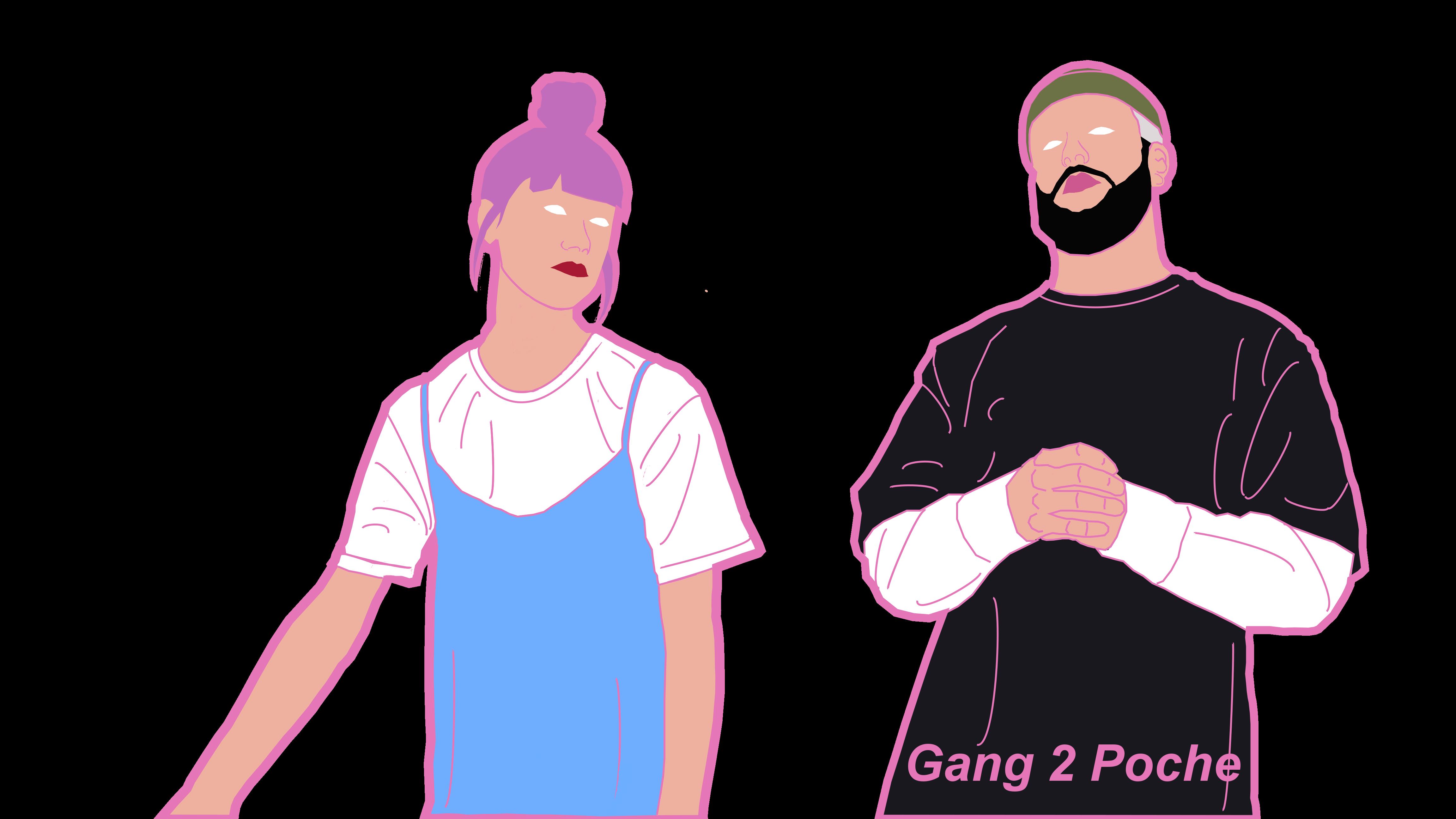 Gang 2 Poche