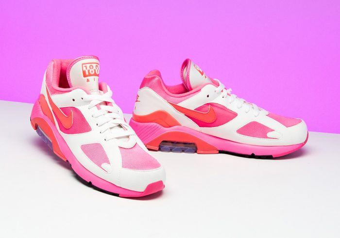 News – Comme Des Garçons x Nike Air Max 180 – Gang 2 Poche